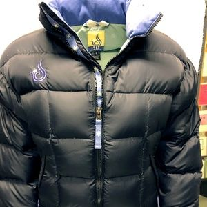 NWOT ISIS Winter Down Puffer Jacket